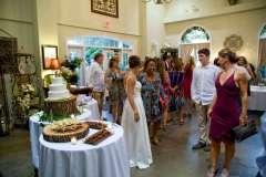 Wedding Cake Cutting 1