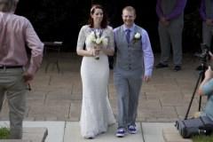 Gazebo Wedding Walk 2