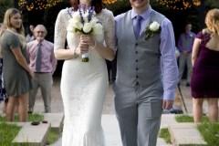 Gazebo Wedding Walk 3