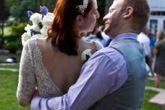 Gazebo Wedding Walk 4