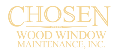 Chosen Wood Window Restoration Logo