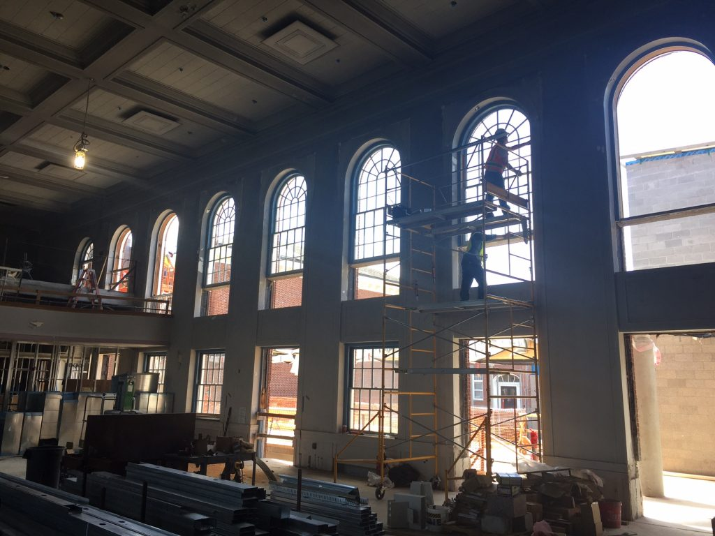 Commercial Window Restoration