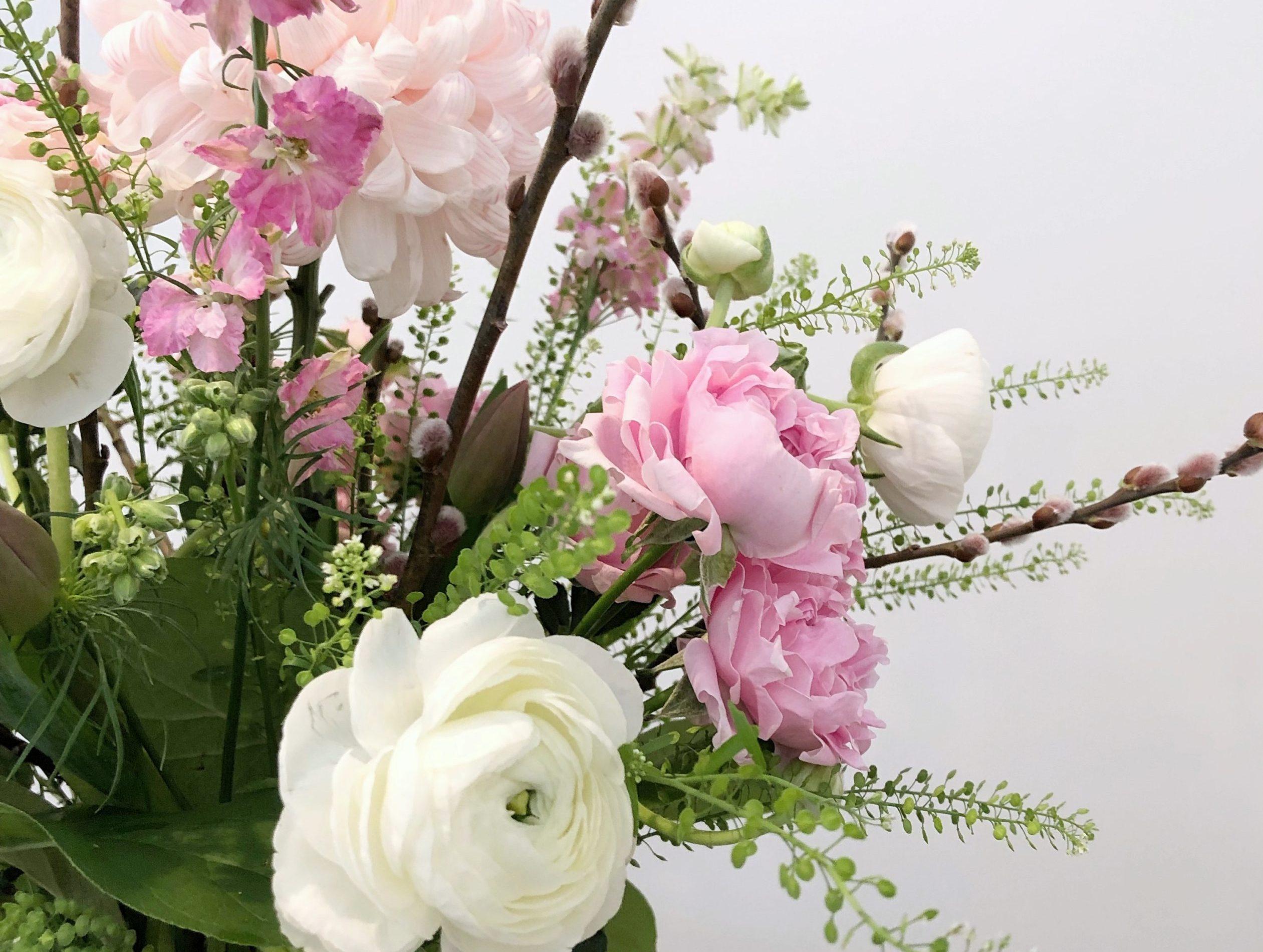 ladies night out spring floral workshop