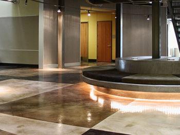 Stained Concrete - Custom Concrete Prep & Polishv