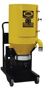 SASE BULL 1250 Dust Collector
