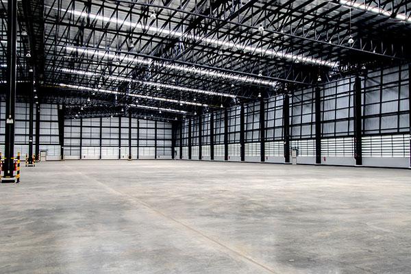Industrial Concrete Floor Joint Maintenance
