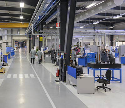 ESD Control Flooring for Electronics Industries