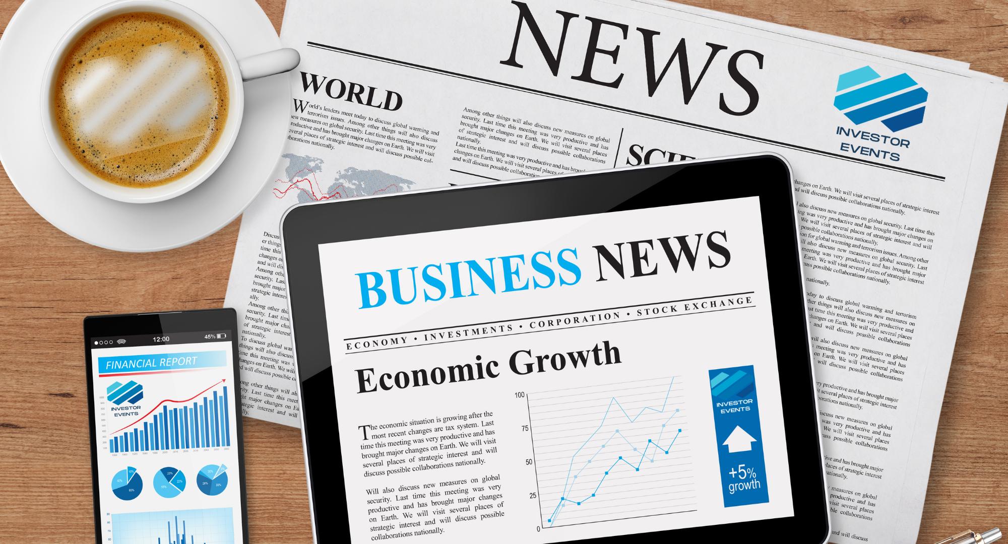 Investor Events News Room