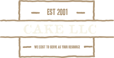 CAKE, LLC Logo