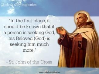 St John on the Cross