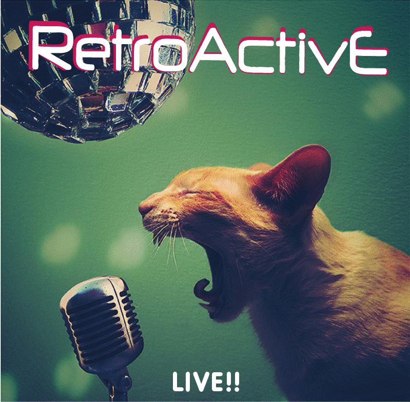 RetroActive Band Live