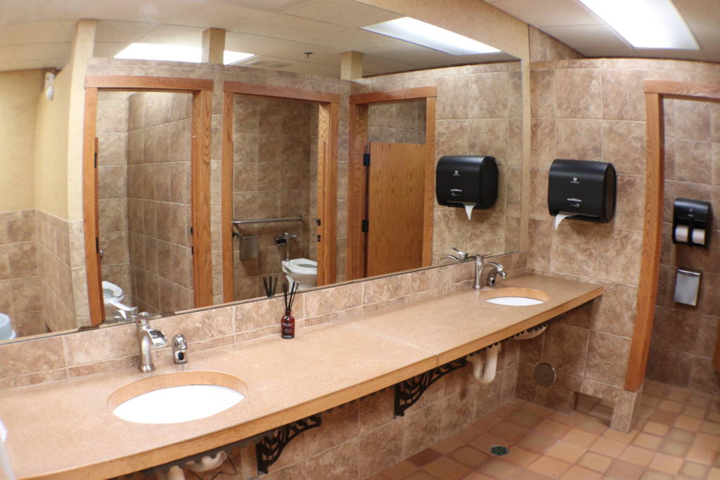 Remodeled Bathrooms