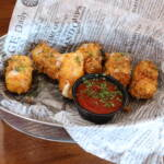 Queso Cheese Curds
