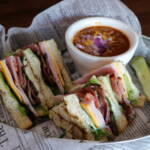 Stage Club Sandwich