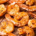 Jamaican Jerk Shrimp