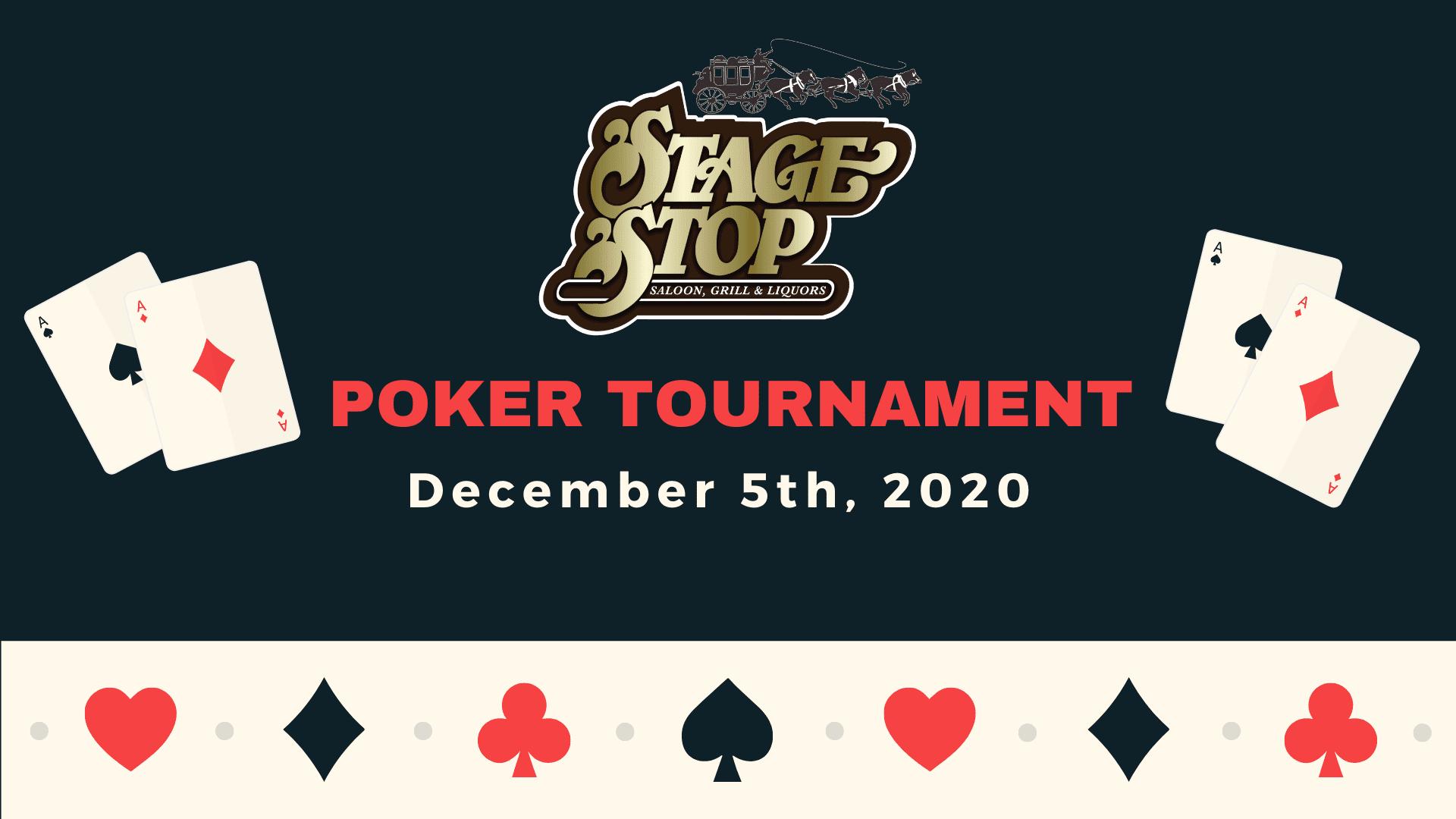 Poker Tournament Mandan