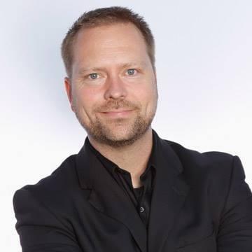 Comedian Ron Lamprecht