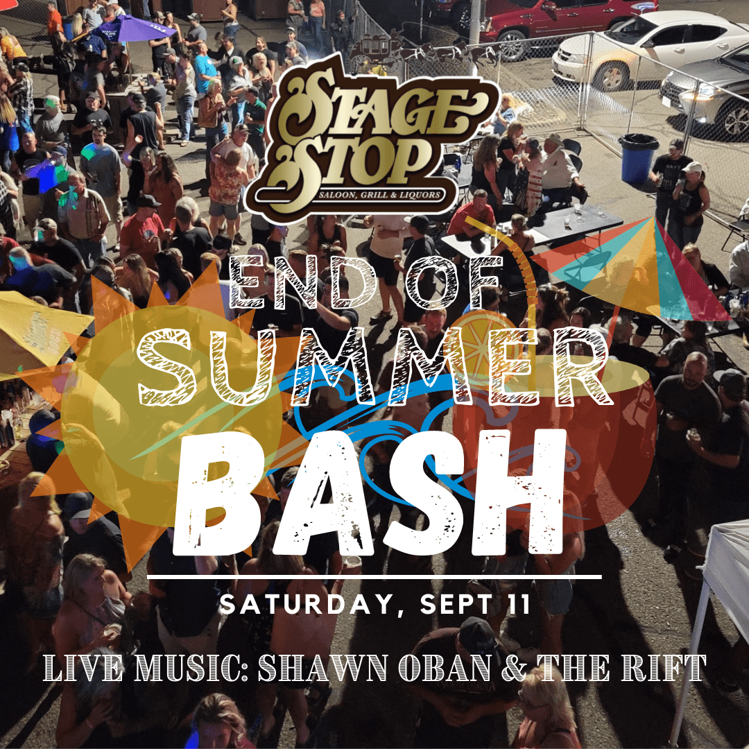 Stage Stop End of Summer Bash