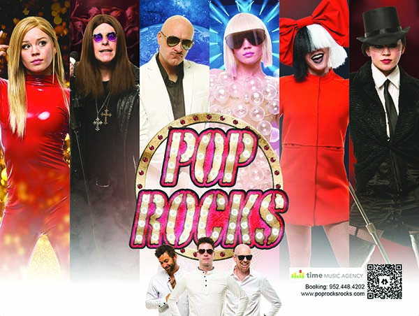 Pop ROCKS Mandan