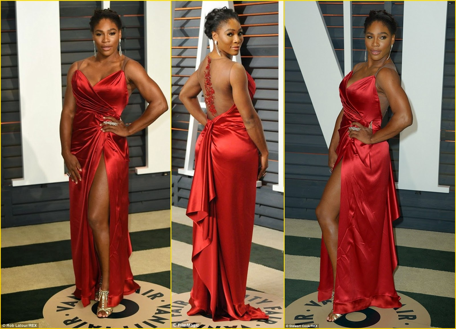Serena Williams Dress