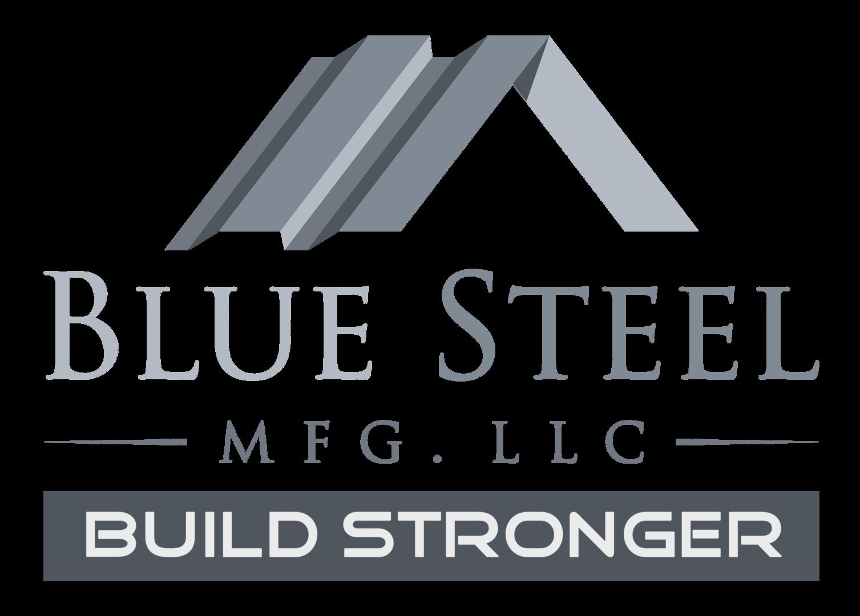 BLUE STEEL BUILD STRONGER