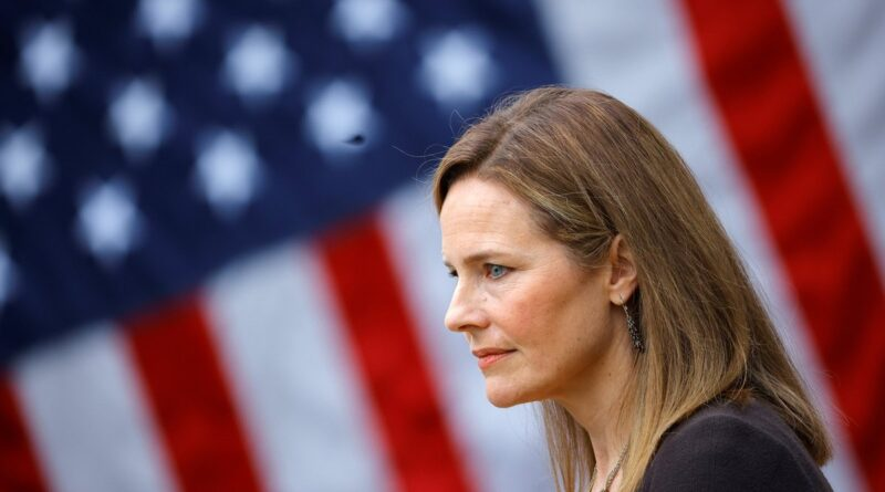 Amy Coney Barrett is Donald Trump's pick to replace Ruth Bader Ginsburg