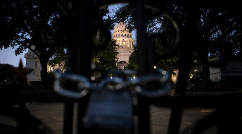 Texas Capitol to close before armed protests of Joe Biden's inauguration