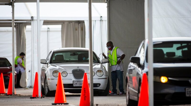 Texas Gov. Greg Abbott backs bills that restrict efforts to expand voting