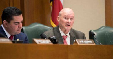 Texas state Rep. John Raney tests positive for coronavirus