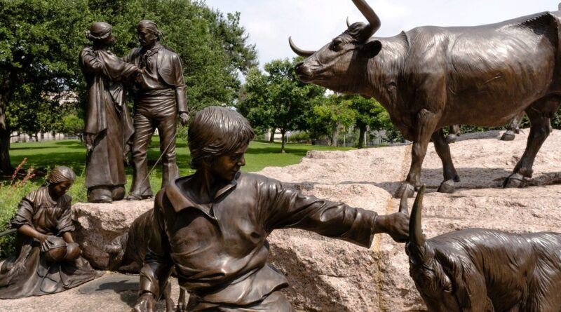 Texas' 1836 Project touted by state leaders, but worries critics