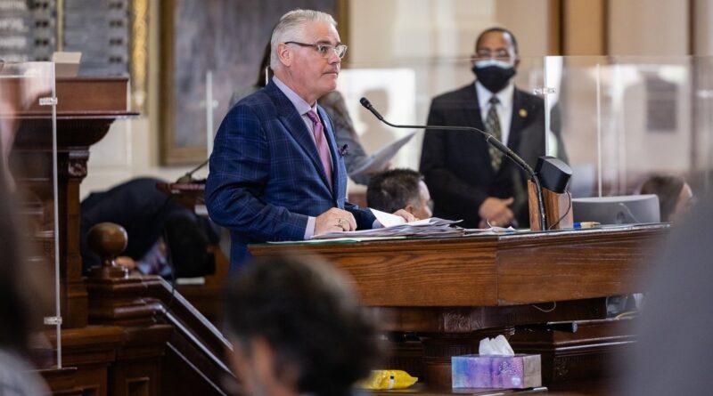 Houston state Rep. Dan Huberty won't run for reelection