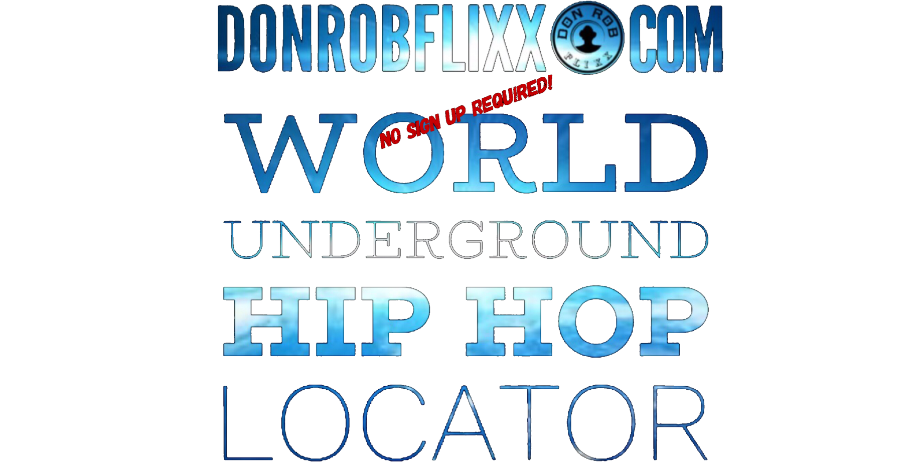 Hip-Hop Locator