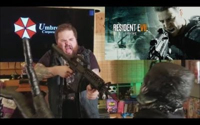 BloodyBlu Gaming Review #6 – 'RESIDENT EVIL 7: NOT A HERO' – FREE DLC!