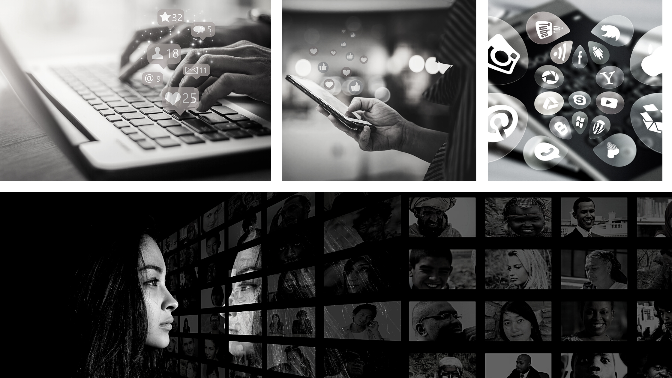 commercial video production - social media services