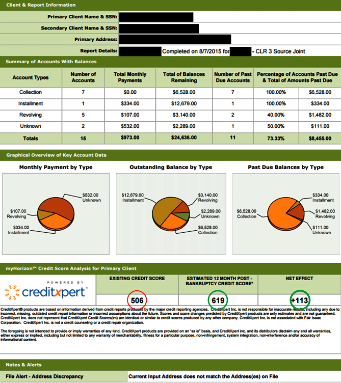 Credit Report 1-min