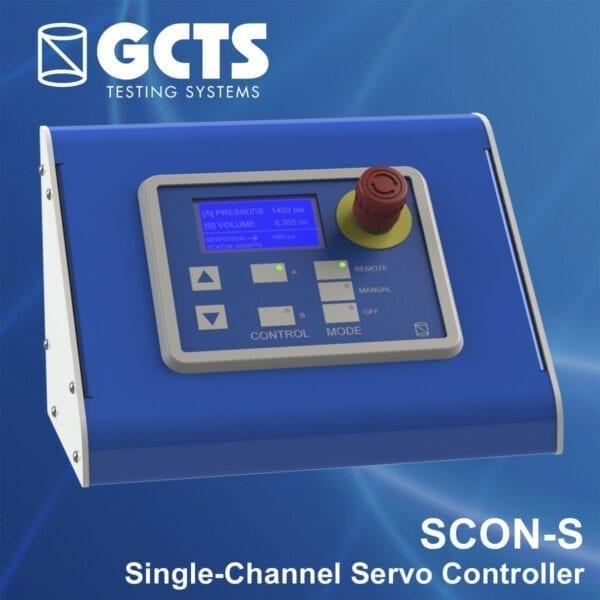 SCON-S Single-Channel Servo Controller