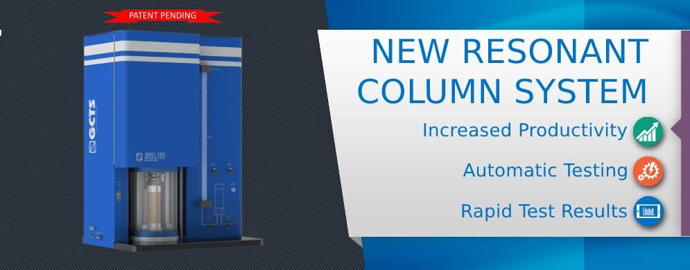 new resonant column system