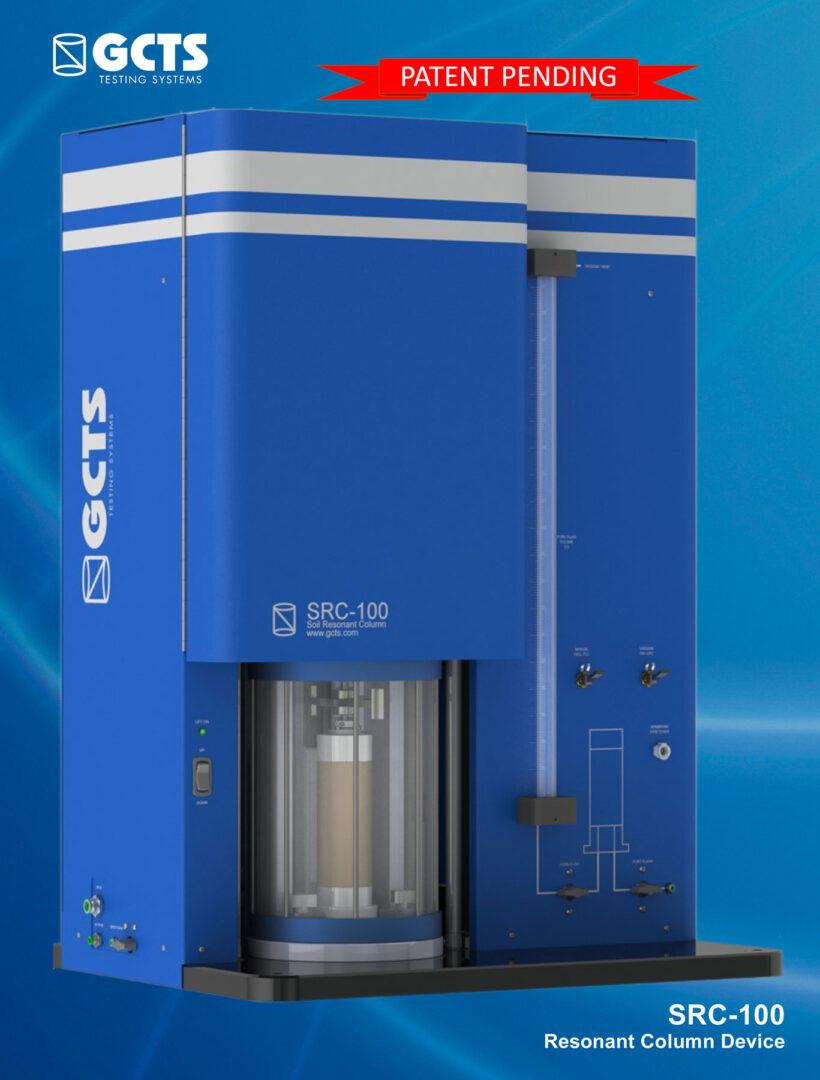 GCTS SRC-100 Soil Resonant Column Device