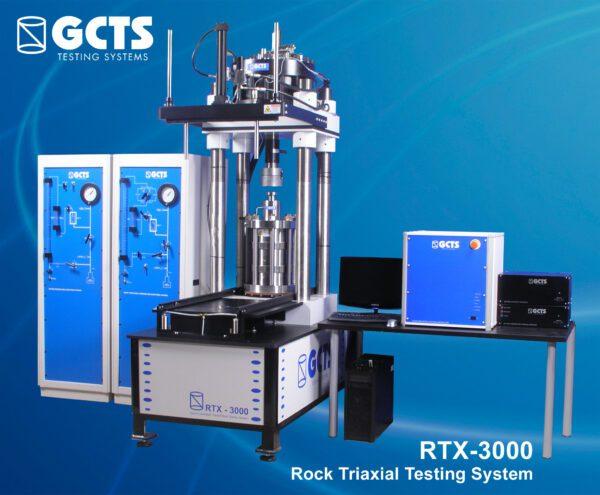 RTX-3000 Rock Triaxial Testing System