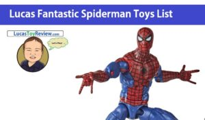 Best Cool & Cheap Spiderman Toys