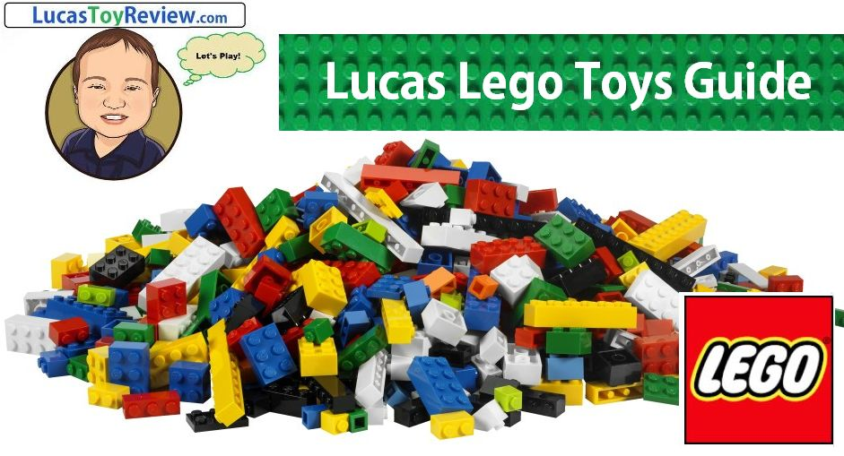 Lucas Lego Toy Guide