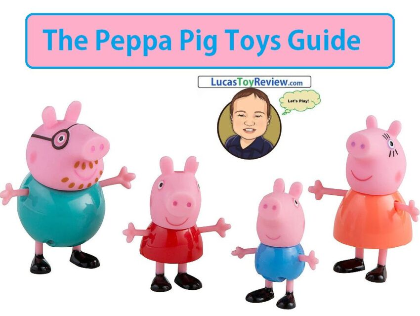 Peppa Pig Toys Guide
