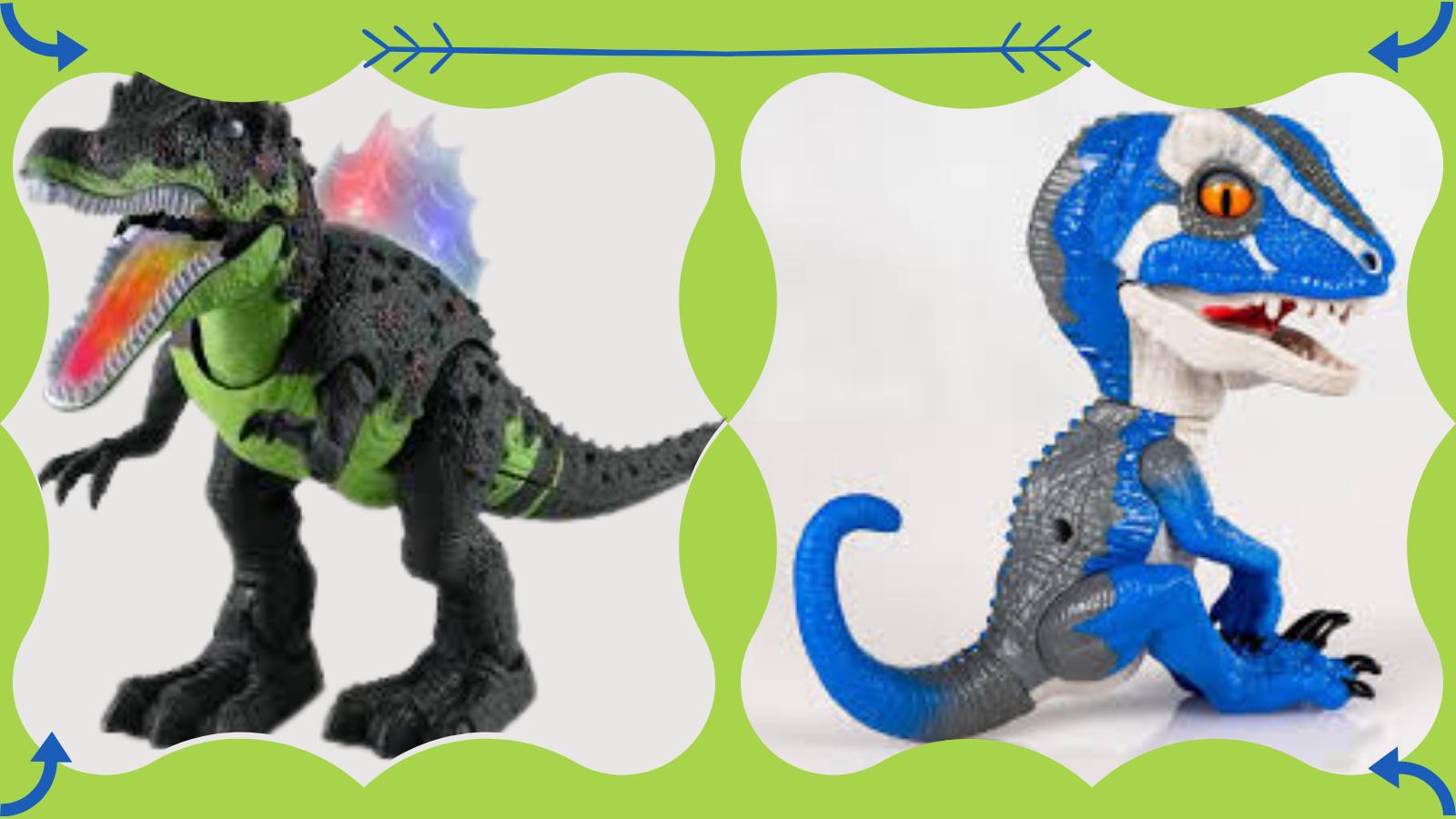Attractive Dinosaur Toys.