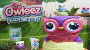 Owleez toys