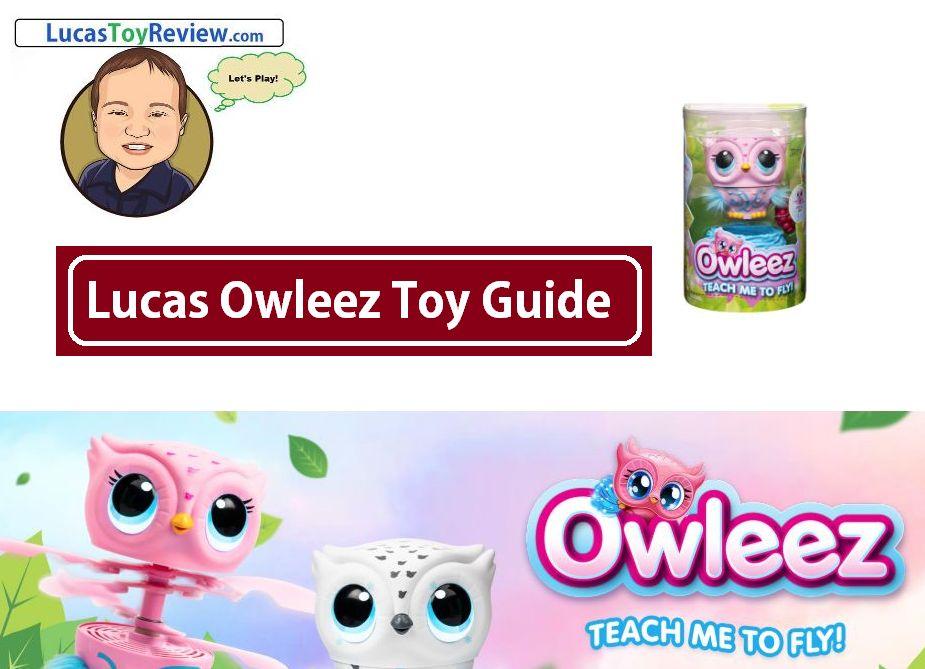 owleez toys guide