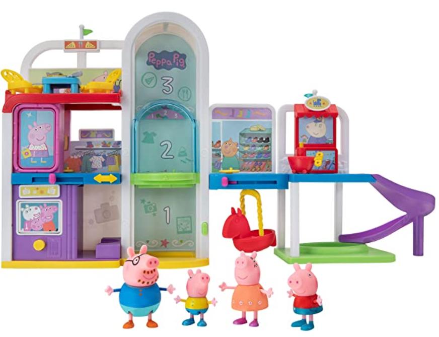 Peppa pig Family Shopping mall