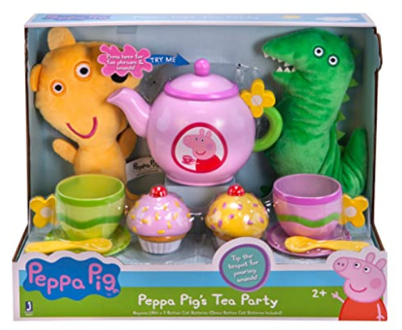 Peppa pig Tea Time Roleplay