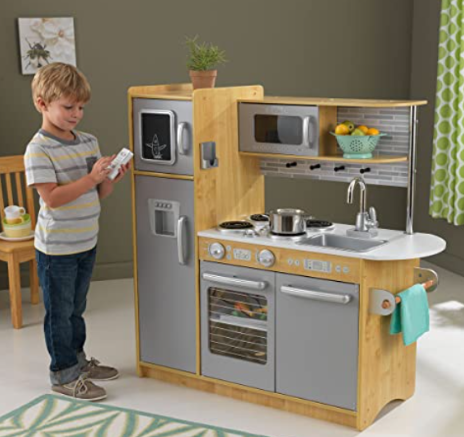 KidKraft 53298 Uptown Natural Kitchen