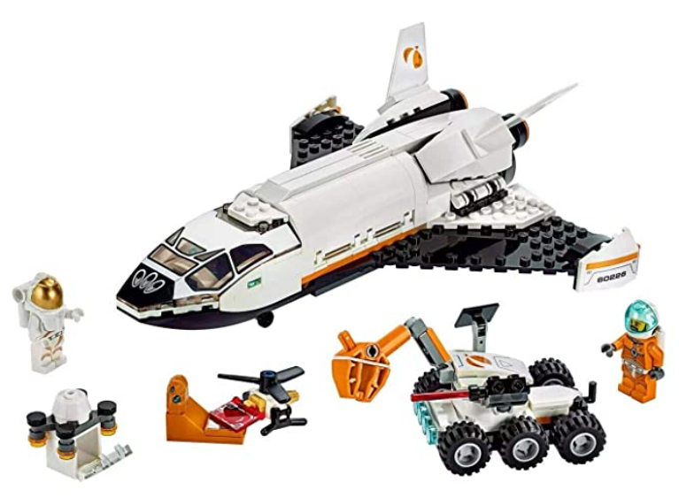 LEGO City Space Mars Research Shuttle.