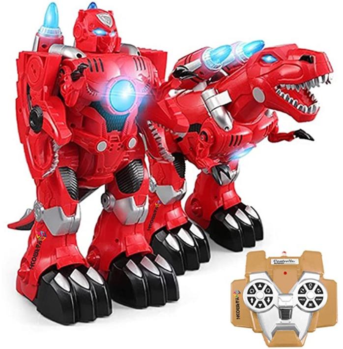 YARMOSHI Dinosaur Robot.